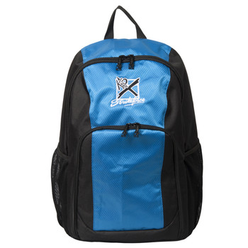 KR Strikeforce Single Shot Backpack Black/Royal
