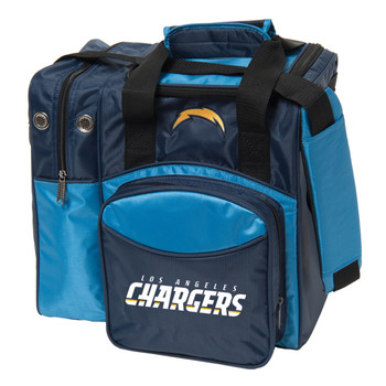 KR Strikeforce NFL Los Angeles Chargers 1 Ball Bowling Bag