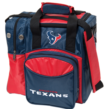 KR Strikeforce NFL Houston Texans 1 Ball Bowling Bag