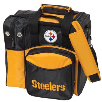KR Strikeforce NFL Pittsburgh Steelers 1 Ball Bowling Bag