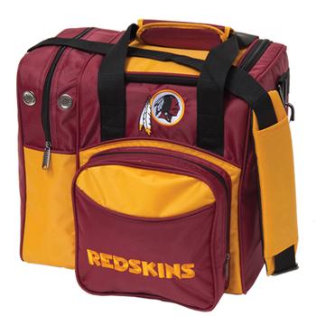 KR Strikeforce NFL Washington Redskins 1 Ball Bowling Bag