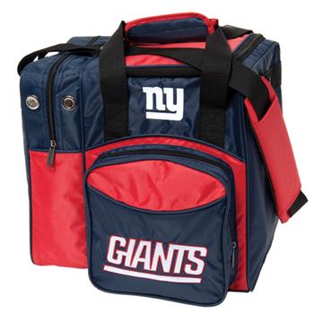 KR Strikeforce NFL New York Giants 1 Ball Bowling Bag