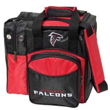 KR Strikeforce NFL Atlanta Falcons 1-Ball Bowling Bag