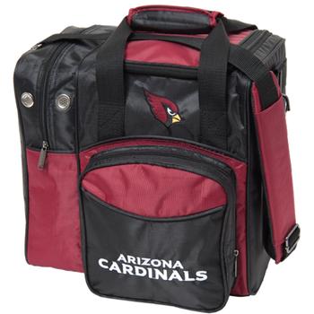 KR Strikeforce NFL Arizona Cardinals 1 Ball Bowling Bag