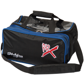KR Strikeforce Royal Flush 2 Ball Tote with Shoe Pocket