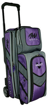 Motiv Vault 3 Ball Roller Purple