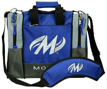 Motiv Shock 1 Ball Bag Blue