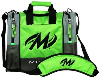 Motiv Shock 1 Ball Bag Lime