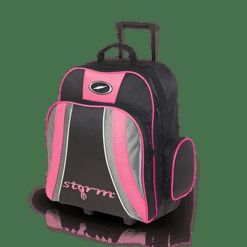 Storm Rascal 1 Ball Roller - Black/Pink