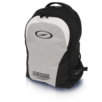 Storm Bowling Backpack - Black/Silver