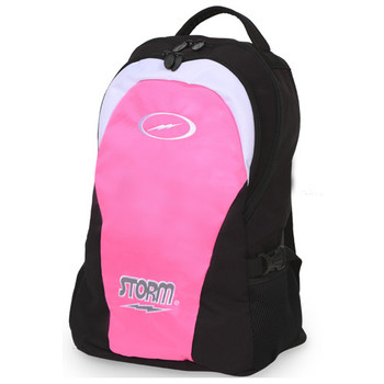 Storm Bowling Accessory Backpack - Pink/Black