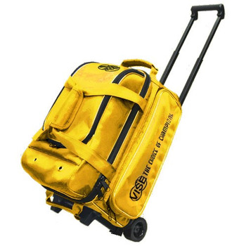 Vise 2 Ball Economy Roller Yellow