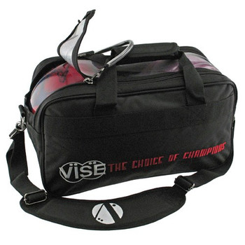 Vise 2 Ball Tote Black