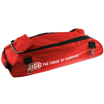 Vise Attachable Shoe Pouch Red