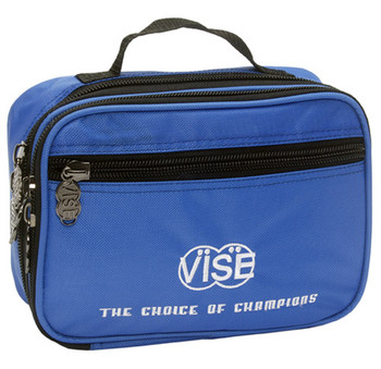 Vise Bowling Accessory Bag Blue