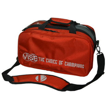 Vise 2 Ball Tote Plus Red