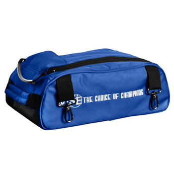 Vise 2 Ball Attachable Shoe Pouch Blue