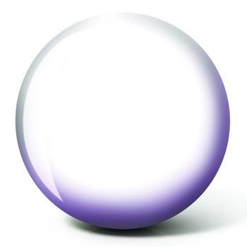 Brunswick Viz-A-Ball White Bowling Ball