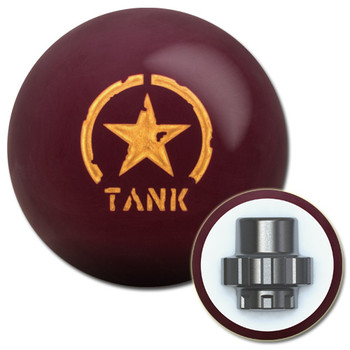 Motiv Tank Rampage Bowling Ball with core design