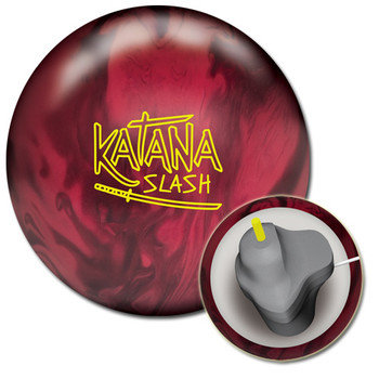 Radical Katana Slash Bowling Ball