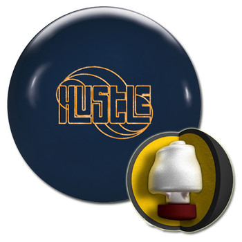 Roto Grip Hustle Ink Ball and Core
