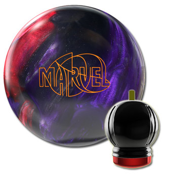 Storm Marvel Pearl Bowling Ball and core