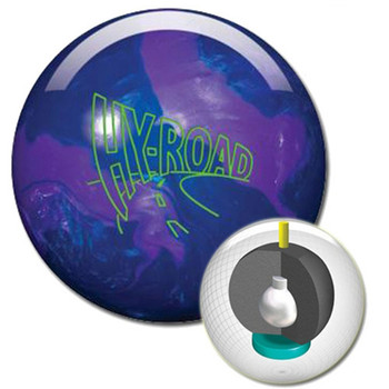 Storm Hy-Road Pearl Bowling Ball