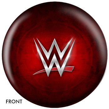 OTBB WWE Bowling Ball front