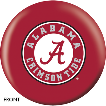 OTBB Alabama Crimson Tide Bowling Ball