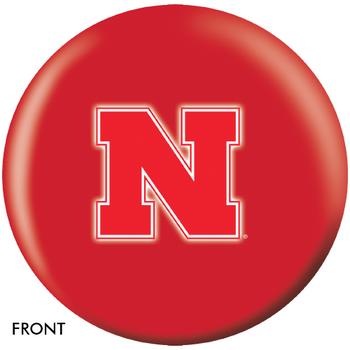 OTBB University of Nebraska Bowling Ball