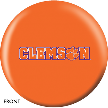 OTBB Clemson University Bowling Ball