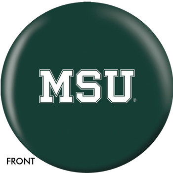 OTBB Michigan State University Bowling Ball
