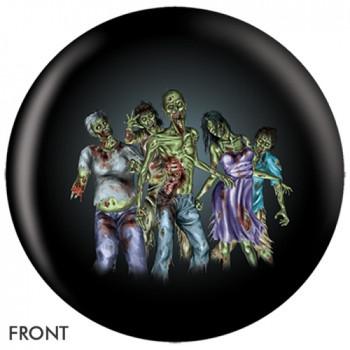 OTBB Zombie Horde Bowling Ball