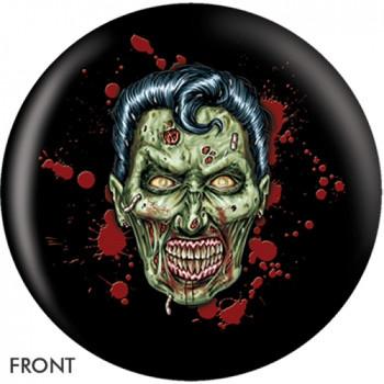 OTBB Elvis Zombie Bowling Ball