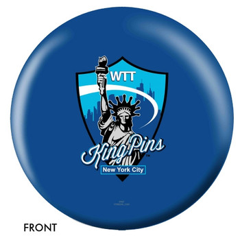 OTBB NYC WTT King Pins Bowling Ball