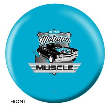 OTBB Detroit Motown Muscle Bowling Ball