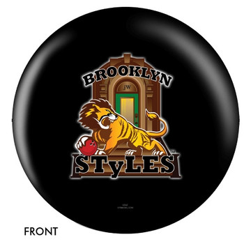 OTBB Brooklyn Styles Bowling Ball