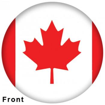 OTBB Canadian Flag Bowling Ball