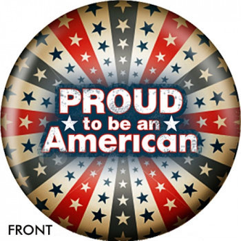OTBB Proud to be American Bowling Ball