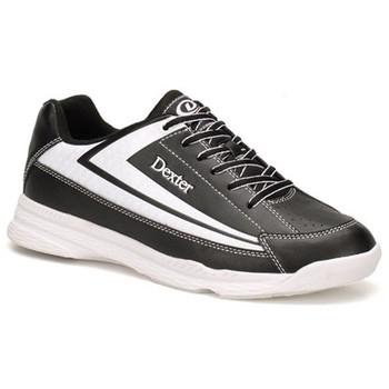 Dexter Jack II Mens Bowling Shoes - Black/White