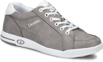 Dexter Kristen Womens Bowling Shoes Dove Grey