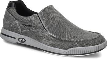 Dexter Kam Bowling Mens Shoes Charcoal Grey