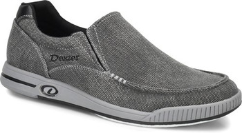 Dexter Kam Bowling Mens Shoes Charcoal Grey