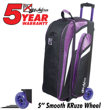 KR Strikeforce Cruiser Triple Roller Purple