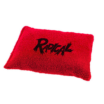 Radical Microfiber Grip Sack Red