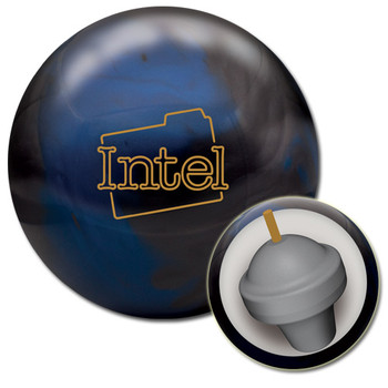 Radical Intel Pearl Bowling Ball and core