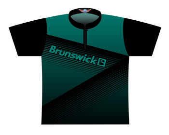 Brunswick Dye Sublimated Jersey Style 0311BR front