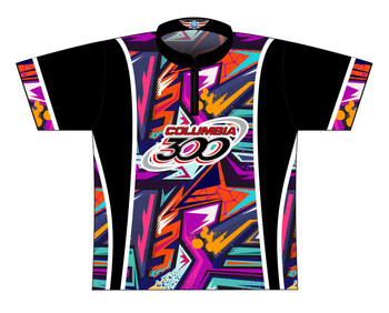 Columbia 300 Dye Sublimated Jersey Style 0312CO front