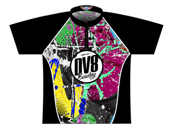 DV8 Dye Sublimated Jersey Style 0318DV8 front
