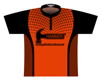 Hammer Dye Sublimated Jersey Style 0354HM front
